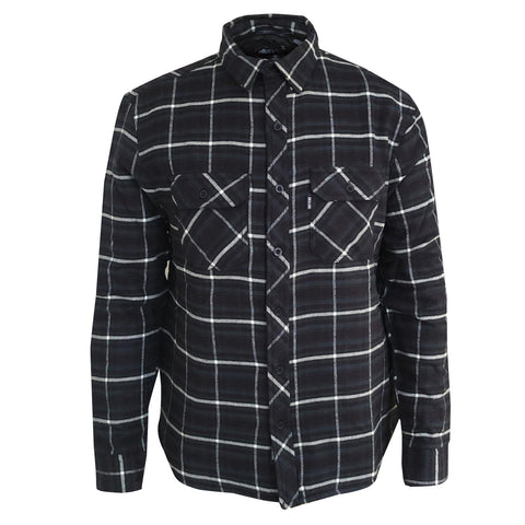 Drift King - Quilted Long Sleeve Shirt