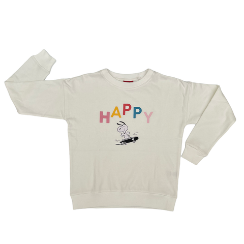 Peanuts - Happy Skater Snoopy Women's Crew Sweat SS21