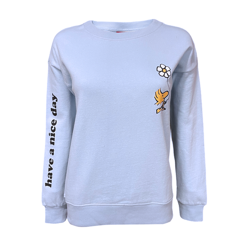 Peanuts - Have A Nice Day Women's Crew Sweat SS21