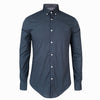 LUXE HOMME SELECT - Premium Oxford Long Sleeve Shirt (Conroy)