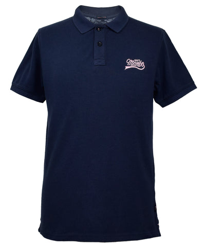 Mambo Polo Top in Navy