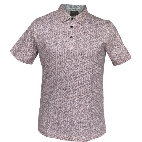 Outrage - All Over Print MINI PALM Polo