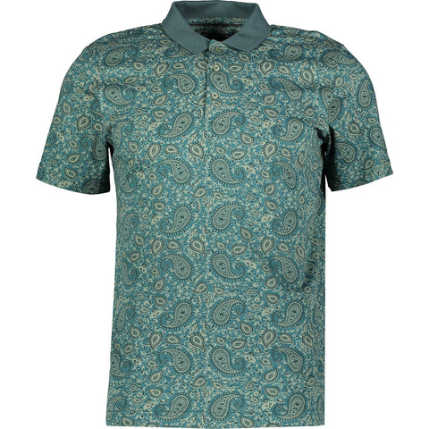 Outrage - All Over Print PAUL PAISLEY Polo