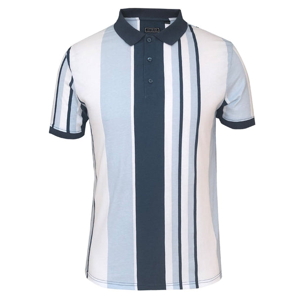 Outrage - All Over Print VINCENT Polo