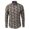 OUTRAGE - ALL OVER PRINT LONG SLEEVE SHIRT (PANDOR)