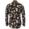 OUTRAGE - ALL OVER PRINT LONG SLEEVE SHIRT (EDWARD)