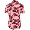 Outrage - Floral Short Sleeve Shirt
