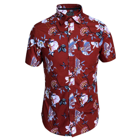 Outrage - Stork Japan Short Sleeve Shirt
