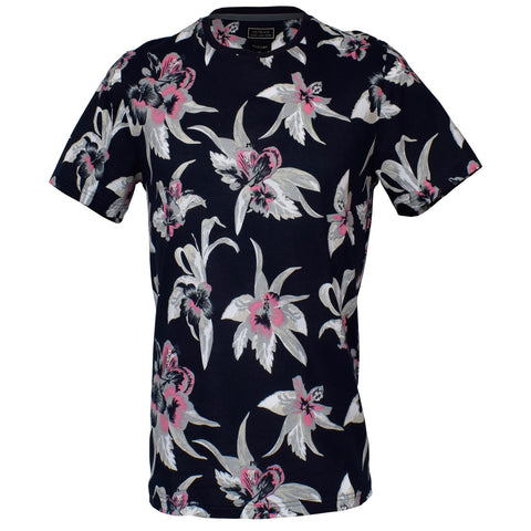 Outrage - All Over Print Paradise Floral T-Shirt