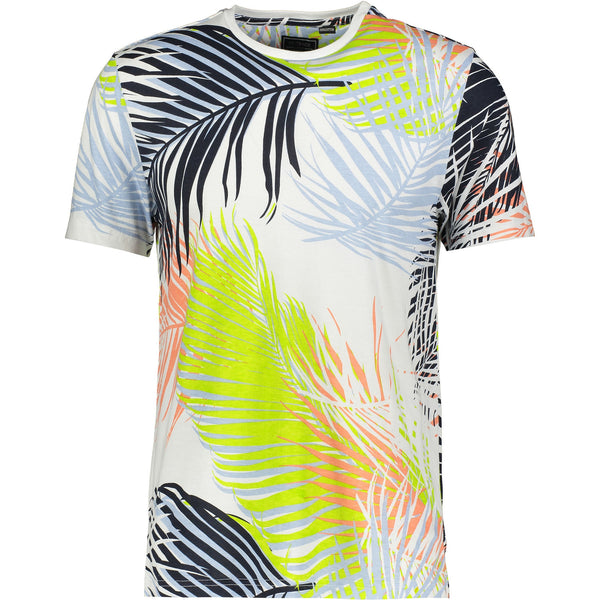 Outrage - All Over Print EXPLODED PALM T-Shirt