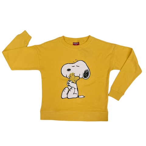 Peanuts - Snoopy & Woodstock Hug Women's Crew Sweat SS21