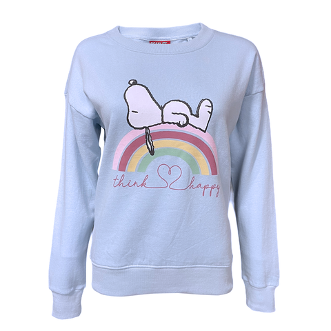 Peanuts - Think Happy Women's Crew Sweat SS21