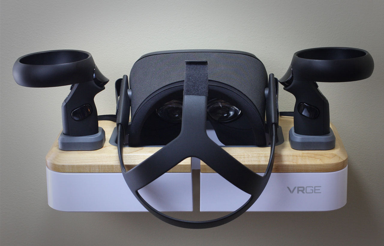 Oculus Quest Wall Storage Front
