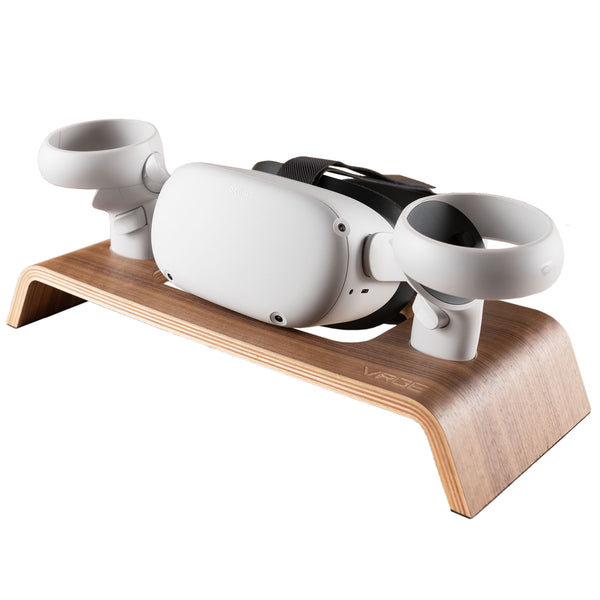 Wood Stand for Oculus Quest and Rift S