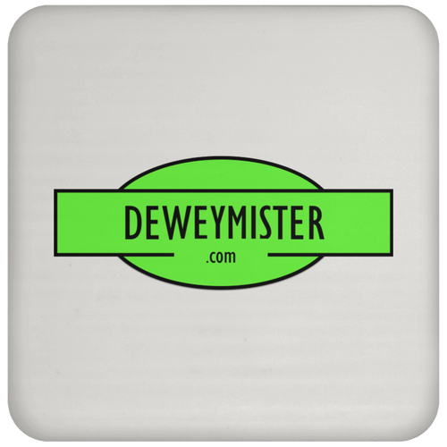 DM Green - Coaster