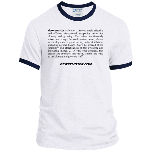 AA DM DEFINITION -  Ringer Tee