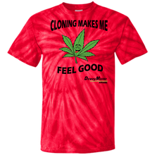 CLONING - 100% Cotton Tie Dye T-Shirt