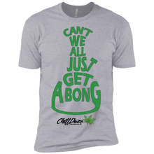 AA Get a Bong -Next Level Premium Short Sleeve Tee