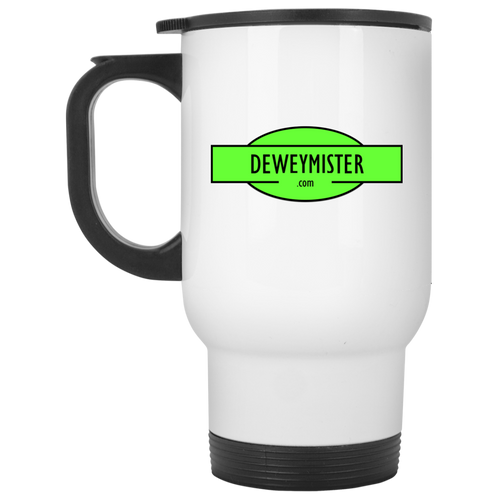 DM Green - Travel Mug