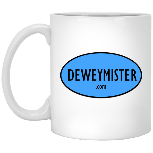 DM Blue Logo - 11 oz. Mug