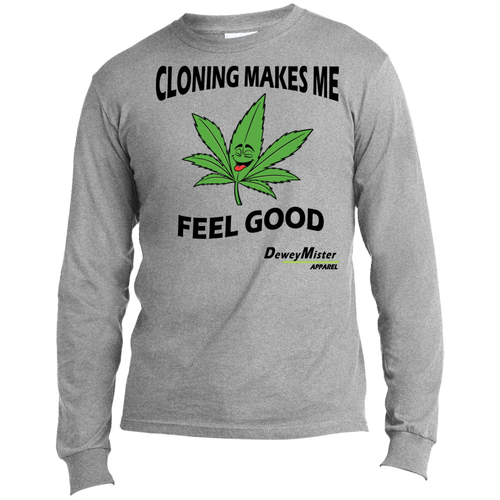 CLONING - Long Sleeve Made in the US T-Shirt