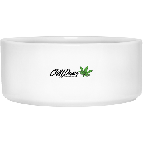 ChillDaze Alt - Pet Bowl - 7 inch