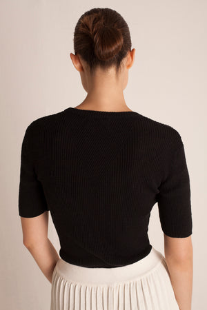 Angles Top - Black