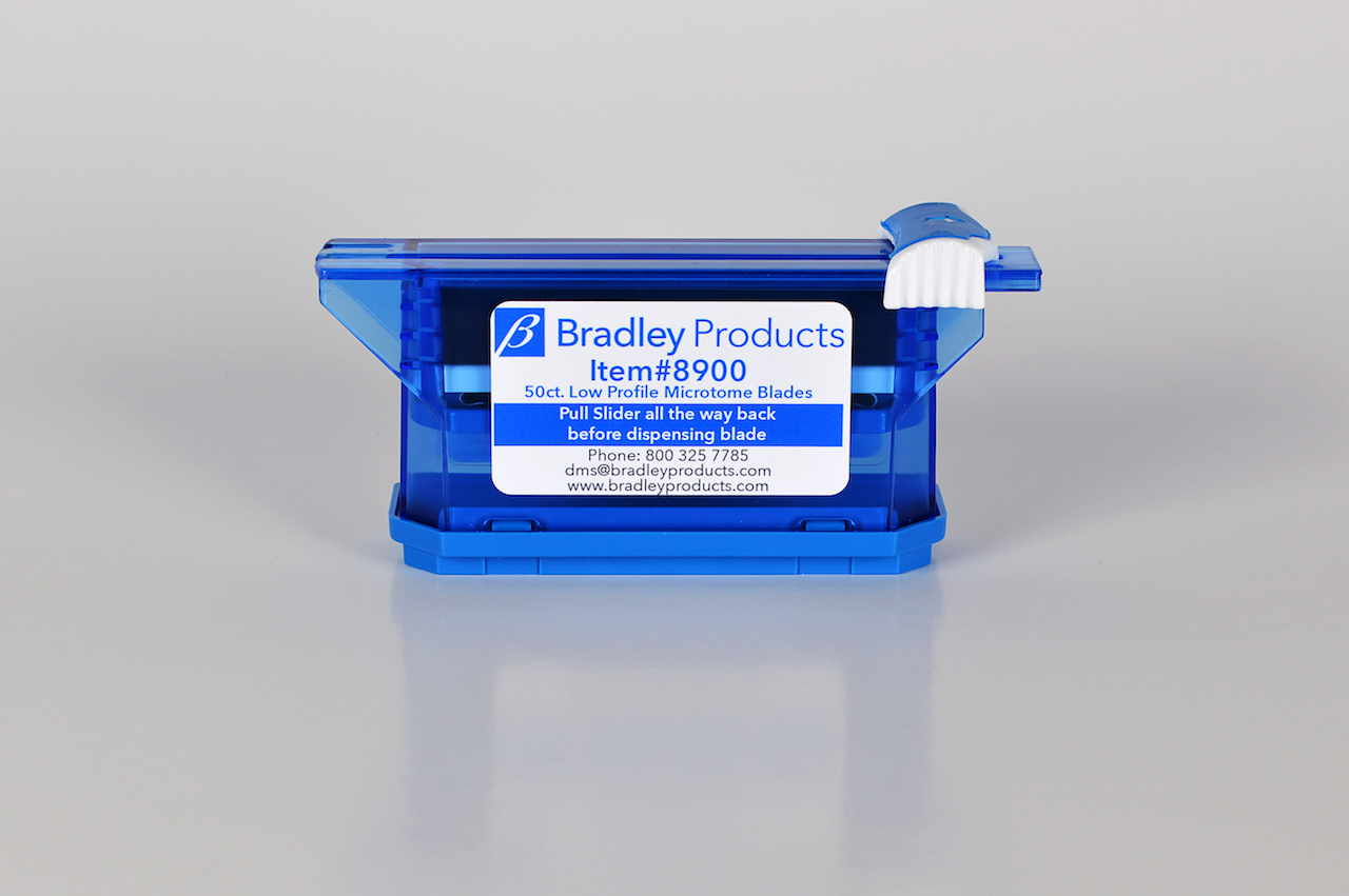 Bradley Products Microtome Blades