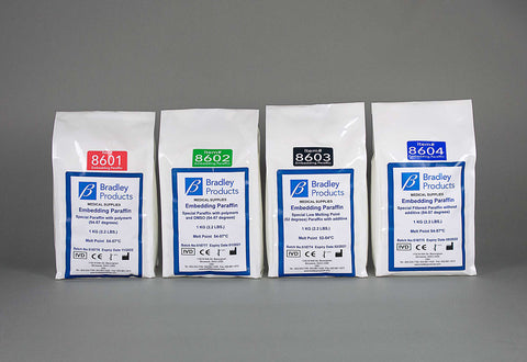 Bradley Products Paraffin Varieties
