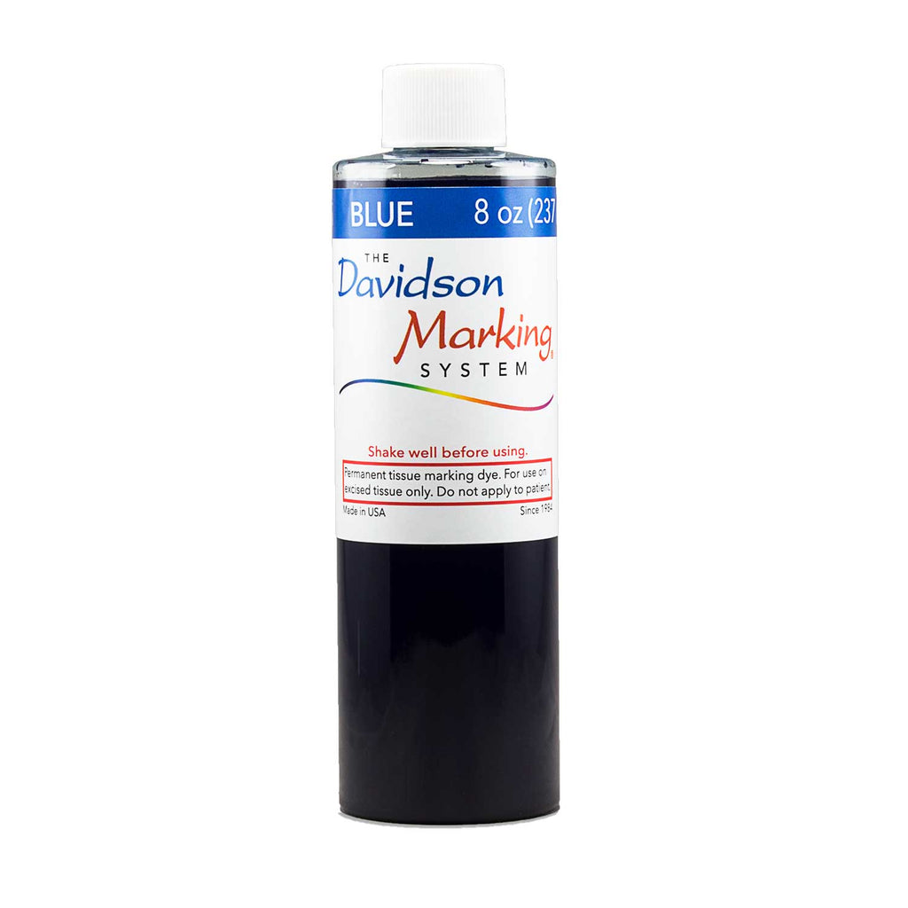 blue tissue marking dye - 8oz bottle
