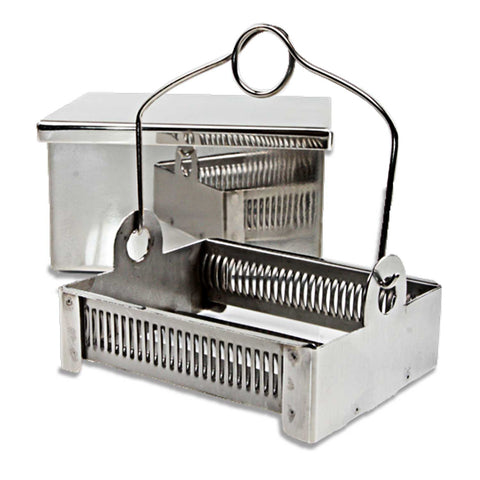 IMS Slide Basket 30 Capacity, stainless