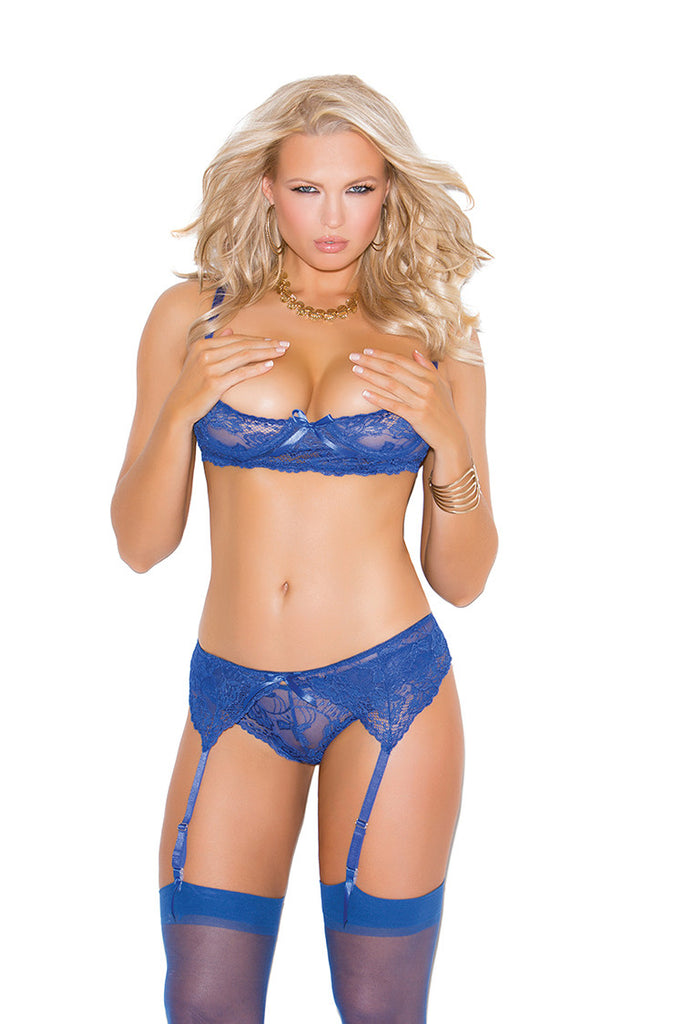Royal Lingerie Set - SexyLingerieCollection
