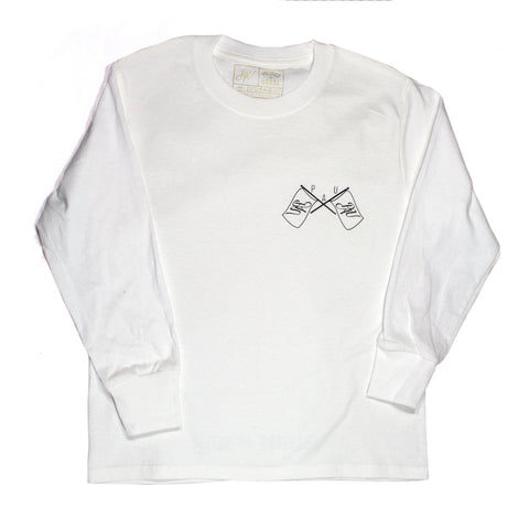 P.A.U. FLAGGIN' YOUTH LONG SLEEVE