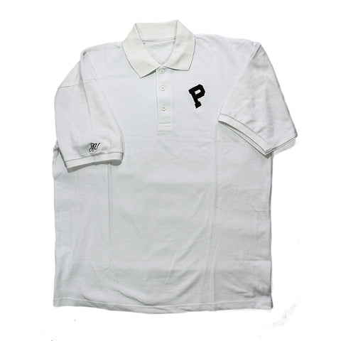 "CAPITAL ""P"" W/B GOLF SHIRT"