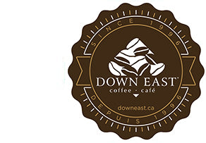 Established since 1996: Down East Coffee Roasters, Canada