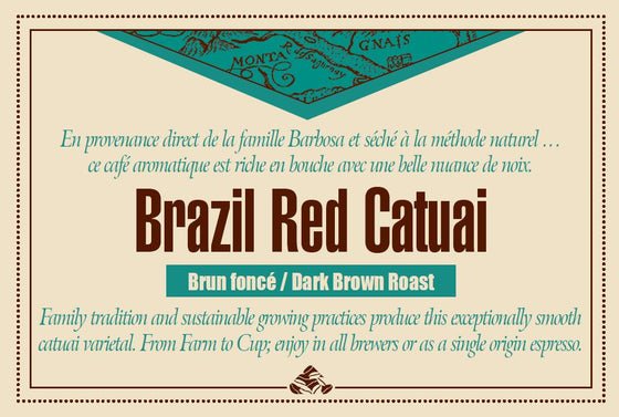 Brazil Red Catuai