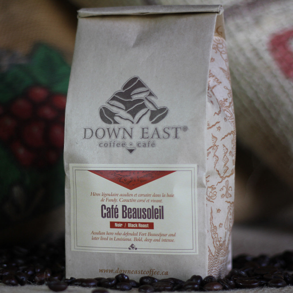 Café Beausoleil Blend is a signature coffee blend