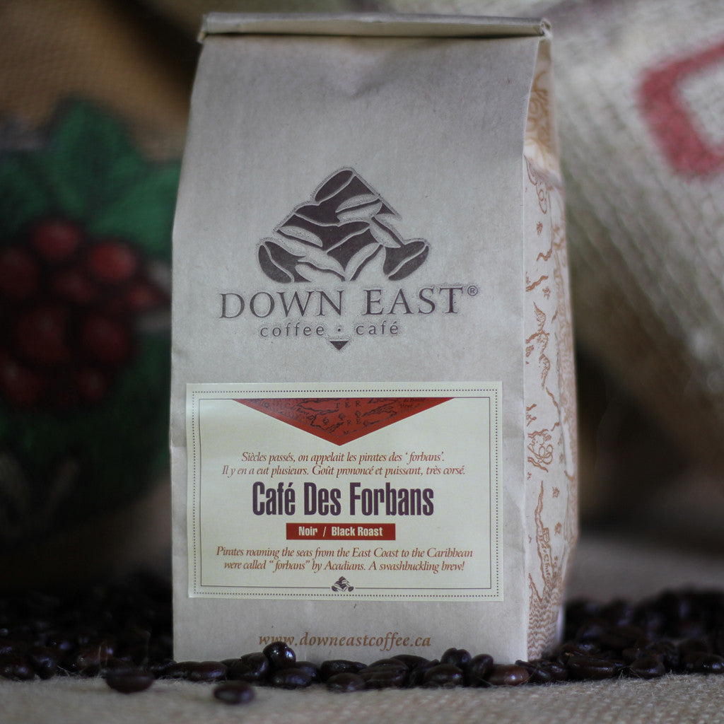Café des forbans is a signature coffee blend