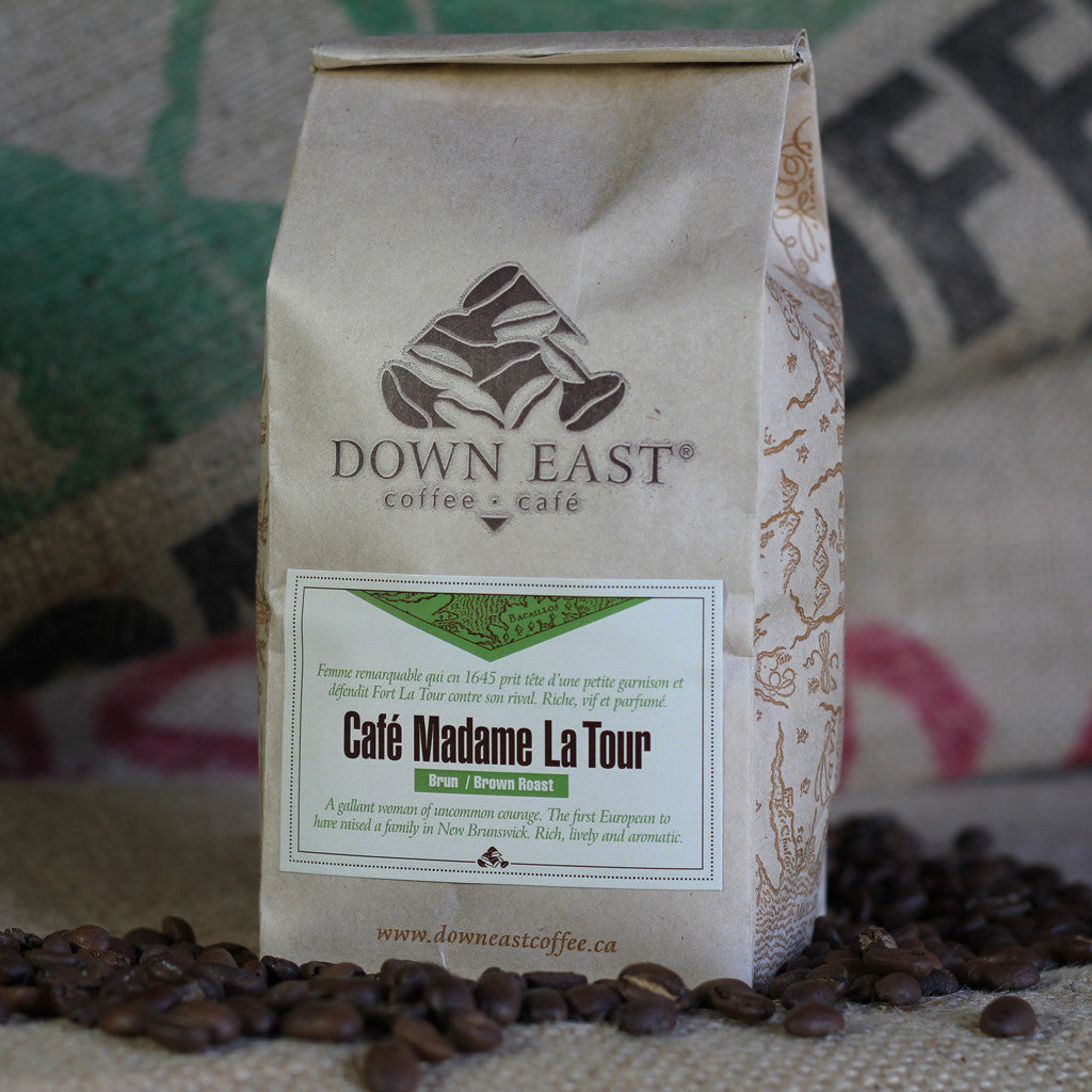 Café Madam La Tour is a signature coffee blend