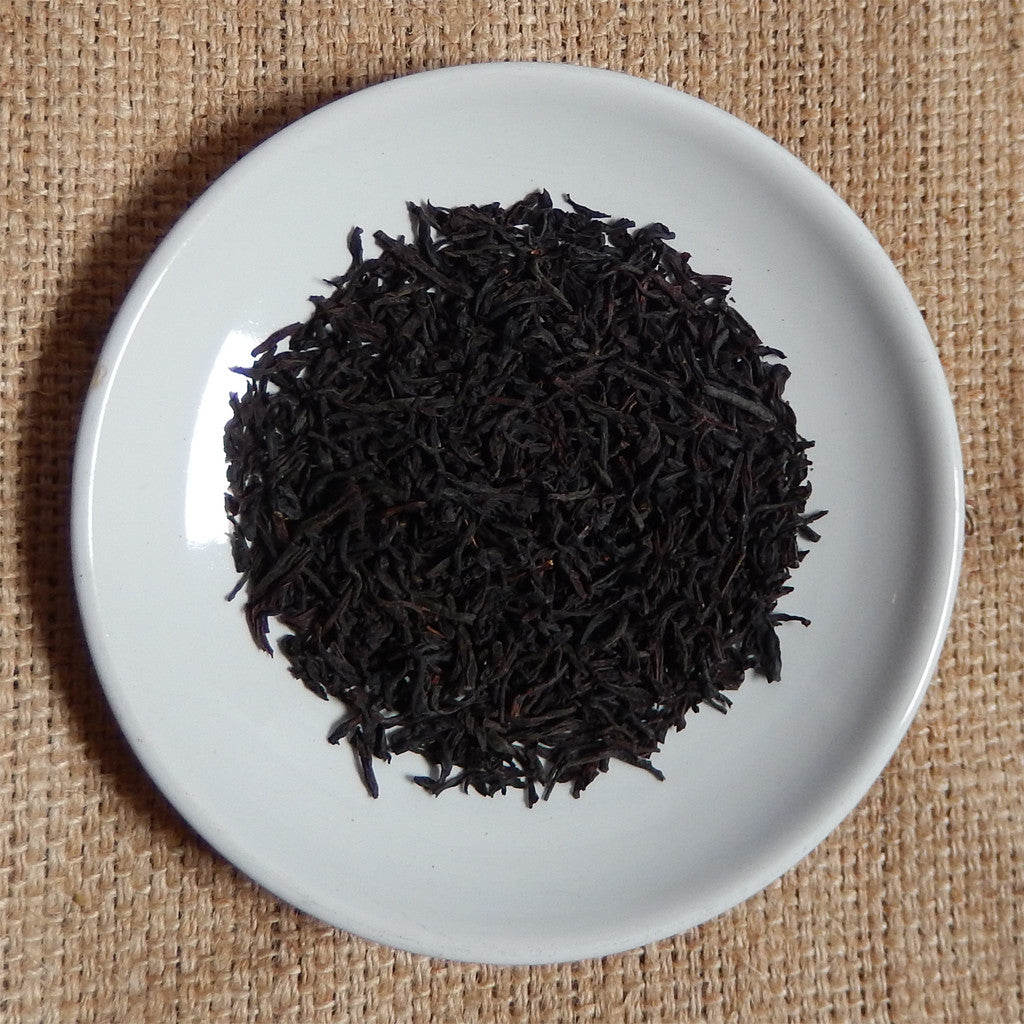 BLACK TEA LEAVES: Earl Grey - Loose Leaf Tea - black - Down East Coffee Roasters
