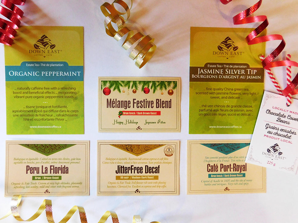 Holiday Coffee Gift Boxes