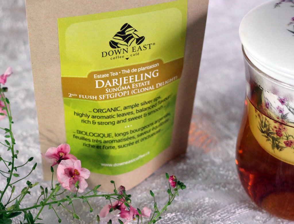 Darjeeling Sungma Estate Tea