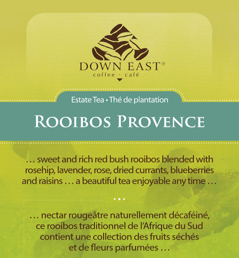 Rooibos Provence Loose Leaf Tea