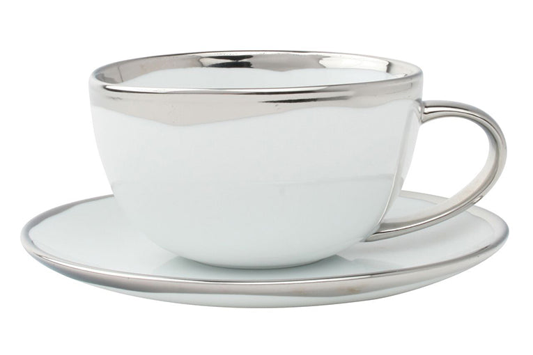 Dauville Cup and Saucer