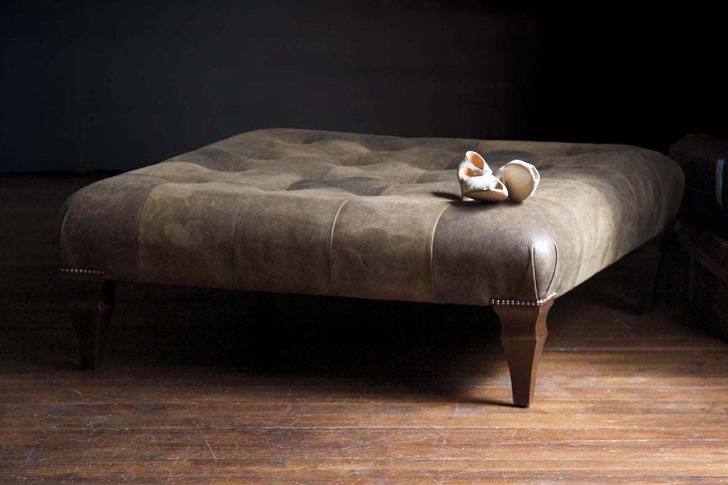 Indented Ottoman