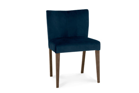 Luna Navy Dining Chair