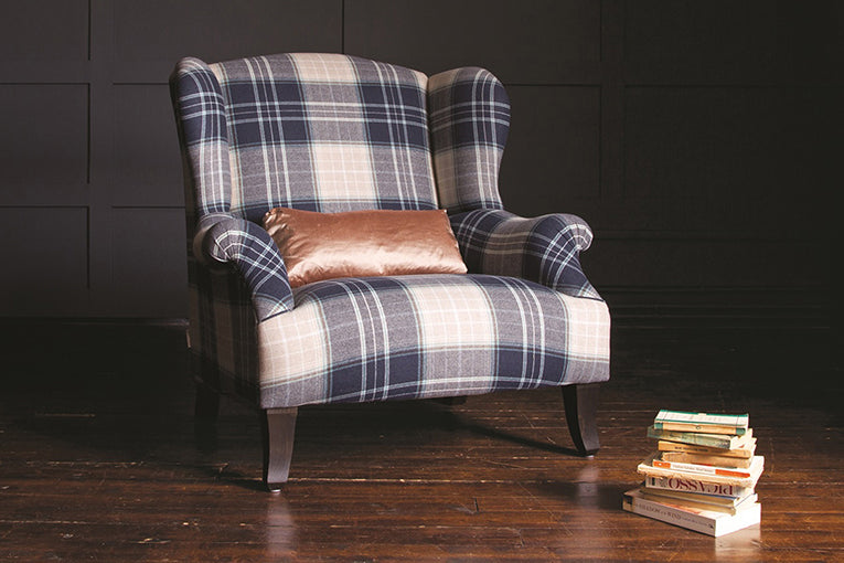 Moliere Wing Armchair