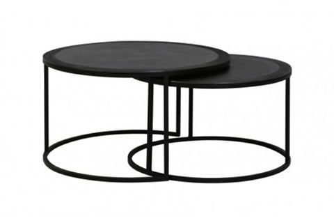 Armas Antik Lead Coffee Table