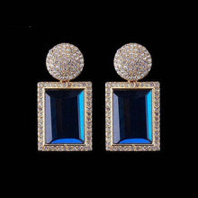 Cressy Crystal Earrings - Divinesolutions