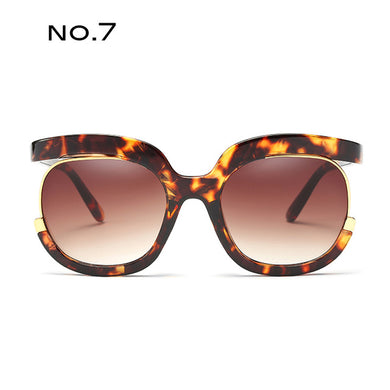 Designer inspired Luxury Fashion Sunglasses UV400 2018 New - Divinesolutions